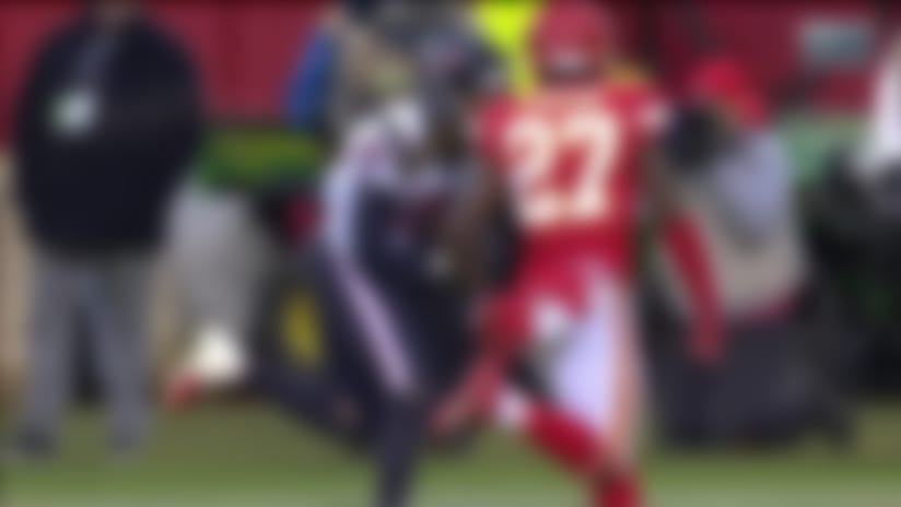Will Fuller uses 4.3 speed to get past Chiefs' secondary for 39 yards