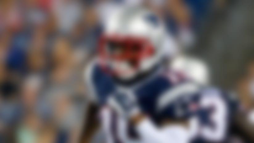 Reggie Wayne granted release from Patriots