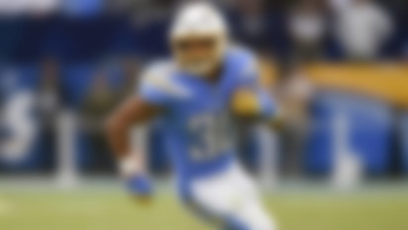 Austin Ekeler ready for star turn as Chargers' lead running back