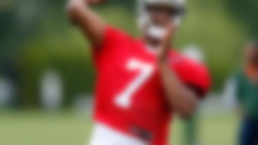 Jets minicamp takeaways: All eyes on Geno Smith