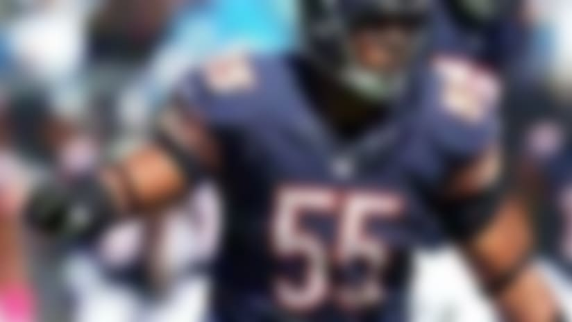 Lance Briggs placed on Chicago Bears' injured reserve