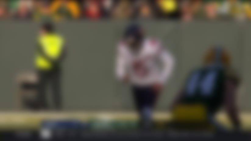 Tyler Ervin rips off huge 45-yard runback on kickoff return