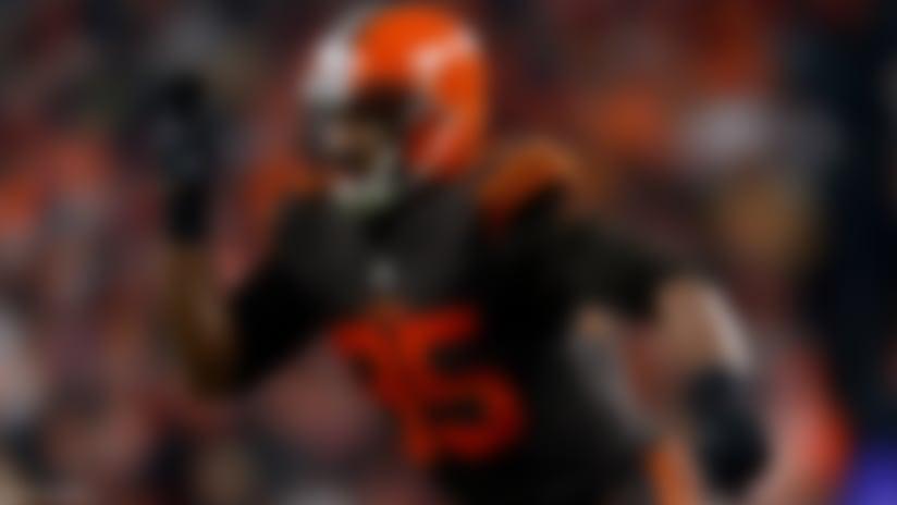 Garrett nearing long-term deal with Browns