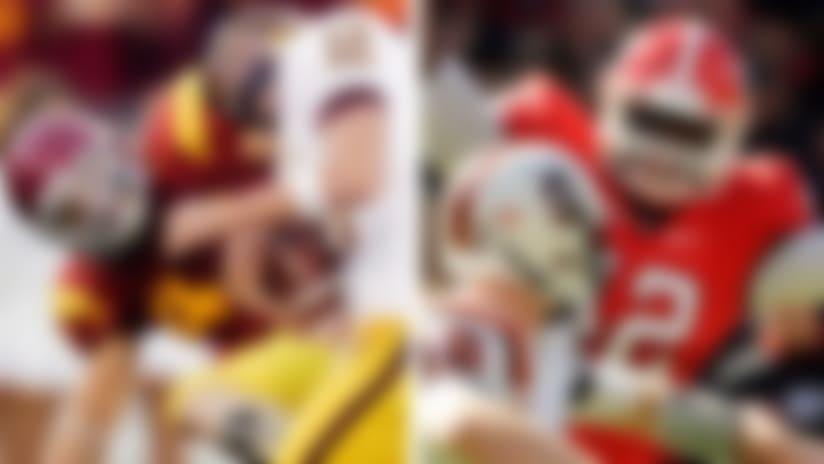U-Who? USC, Georgia top contenders for title of 'Linebacker U'