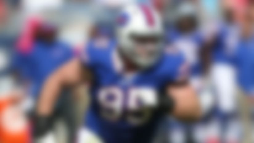 Injuries: Bills put Kyle Williams on injured reserve
