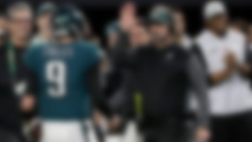 'America's Game': Philly Special was ultimate test of trust for Pederson, Eagles