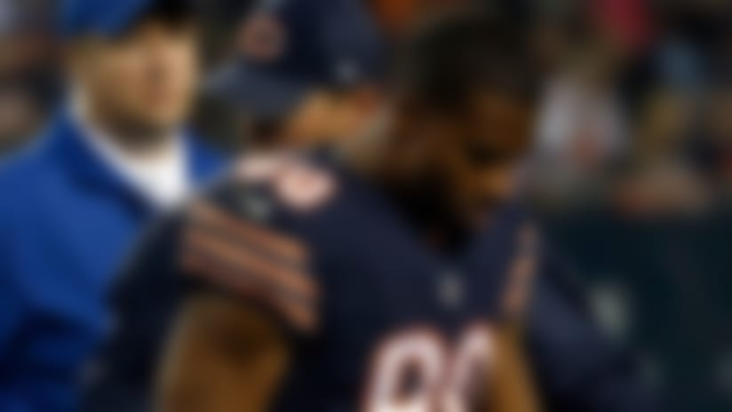 Victor Cruz released by Chicago Bears