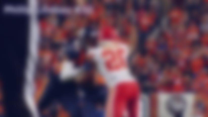 Former Denver Broncos running back Terrell Davis: Broncos running back Phillip Lindsay is doing a 'great job' making Broncos' No