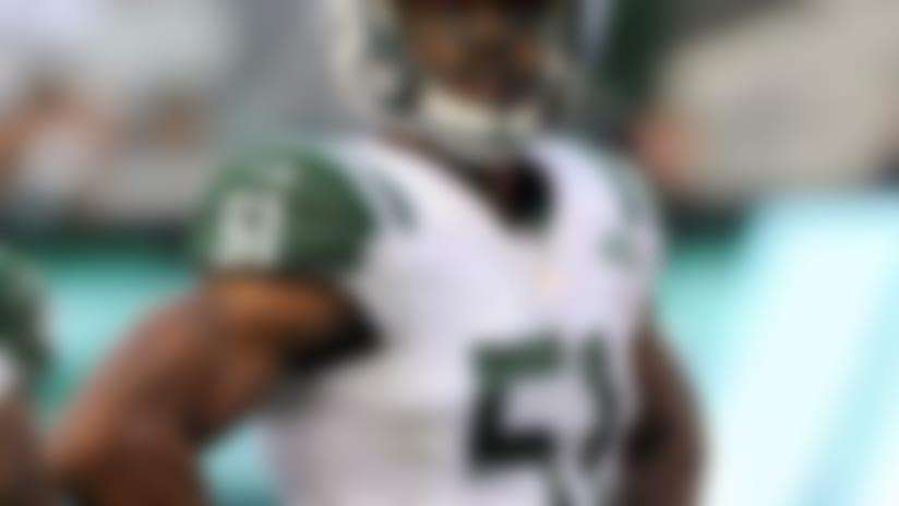 Aaron Maybin cut by New York Jets amid struggles
