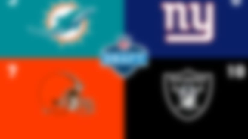 2020 NFL Draft order: Bengals No. 1; Dolphins slip to No. 3