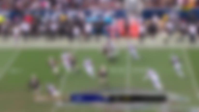 JoJo Natson sets up Rams with 32-yard punt return