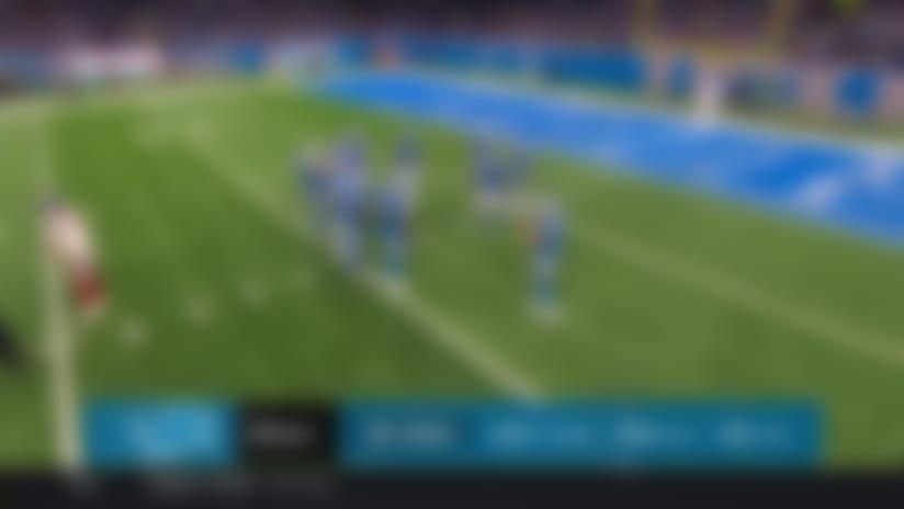 Giants vs. Lions highlights   Week 8