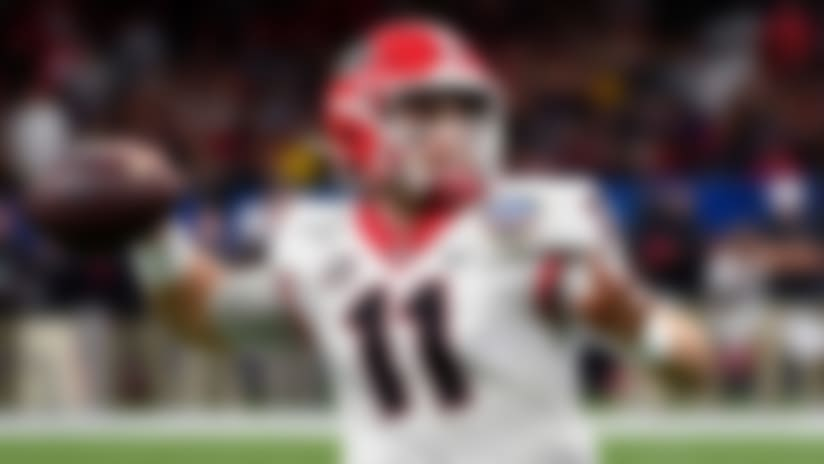 Three-round 2020 NFL mock draft 1.0: Panthers pick Jake Fromm
