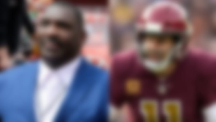 Doug Williams not counting out Alex Smith just yet