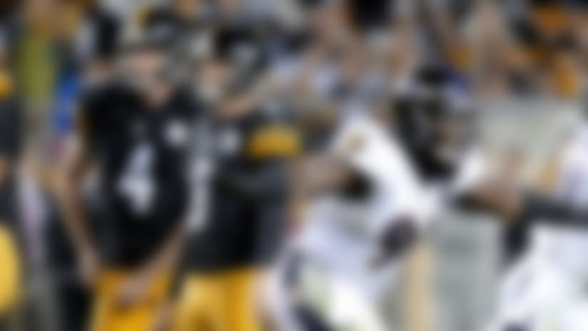 Josh Scobee: 'I wish I had been able to come through'