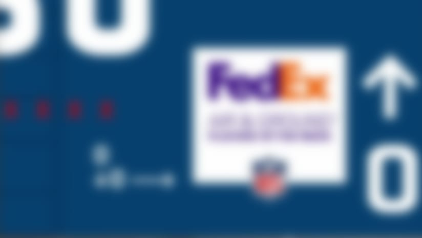 FedEx Air & Ground nominees | Week 2