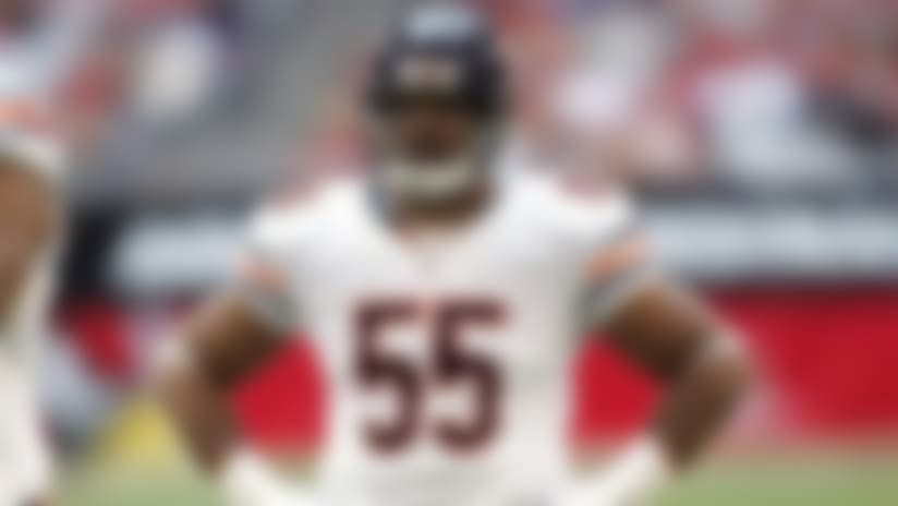 Lance Briggs: I'll return for Chicago Bears in 2-3 weeks