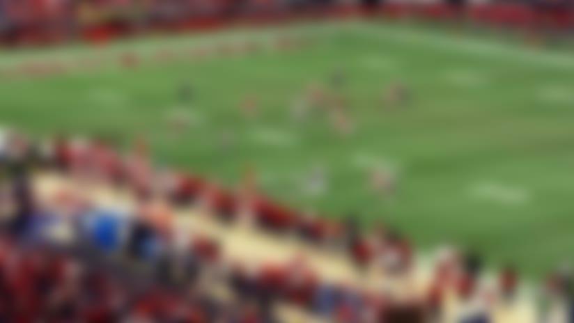Go inside Chicago Bears cornerback Sherrick McManis' helmet for interception vs. Arizona Cardinals quarterback Sam Bradford | Tr