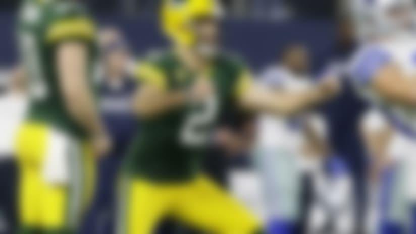Packers teammate: Mason Crosby has 'ice in his veins'
