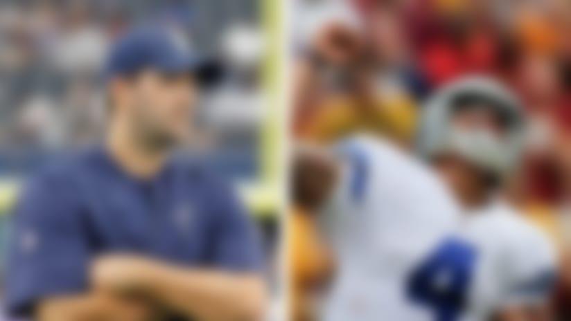 Dak Prescott aside, Tony Romo must heal fully before returning