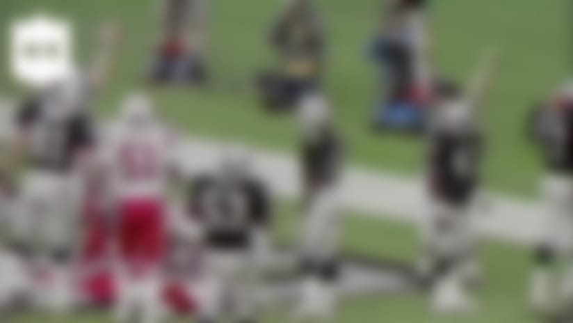 NFL Throwback: Pats fumble recovery in end zone beats Raiders in '85 playoffs