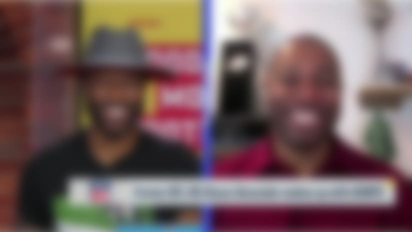 Shaun Alexander weighs in on RBs Cam Akers, Nick Chubb, Derrick Henry, others
