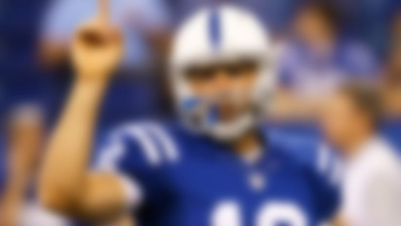 Andrew Luck bound for Hall of Fame, Super Bowl glory