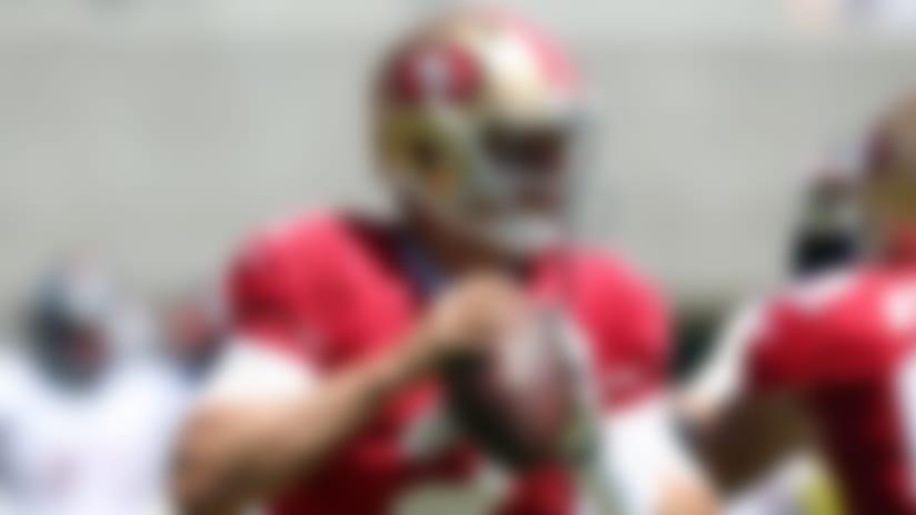 Jim Harbaugh: Blaine Gabbert is 49ers' backup QB
