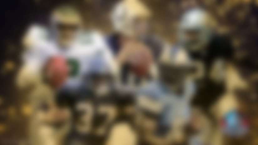 Hall of Fame Gold Jacket Contenders revealed