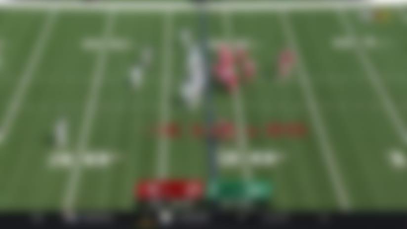 Quinnen Williams overwhelms 49ers' OL for massive sack