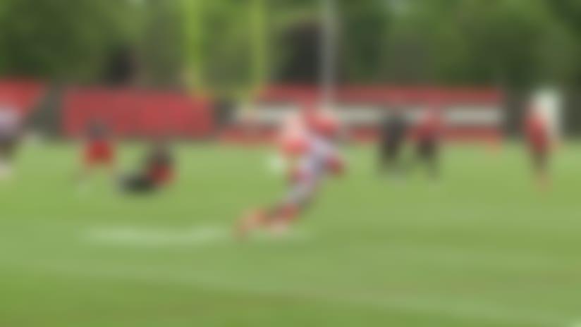 DDFP: Former New York Giants linebackerSpencer Paysinger weighs in on Cleveland Browns wide receiver Odell Beckham Jr.