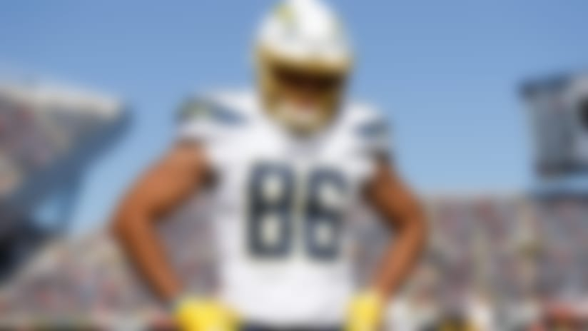 Chargers TE Henry not expecting extension before deadline