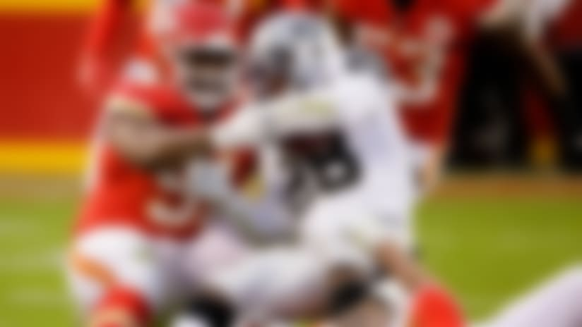 Chiefs rout Raiders as revamped Kansas City defense shines