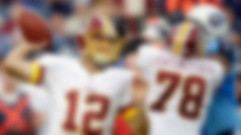 Kirk Cousins solid in Washington Redskins' win over Titans