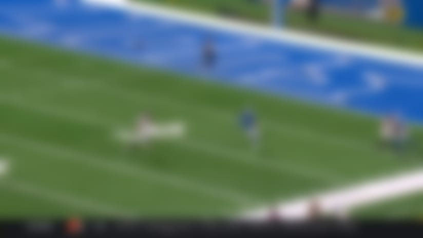 David Blough extends play for impressive 48-yard loft Chris Lacy