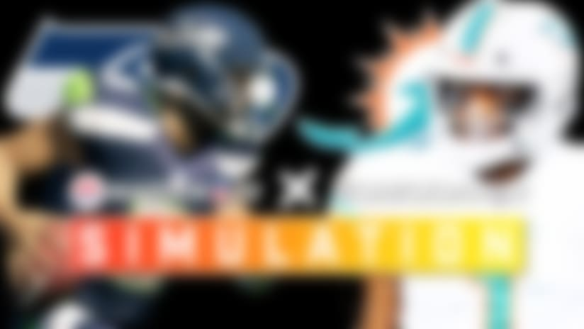 Seahawks vs. Dolphins 'Madden 20' simulation | Week 4 preview