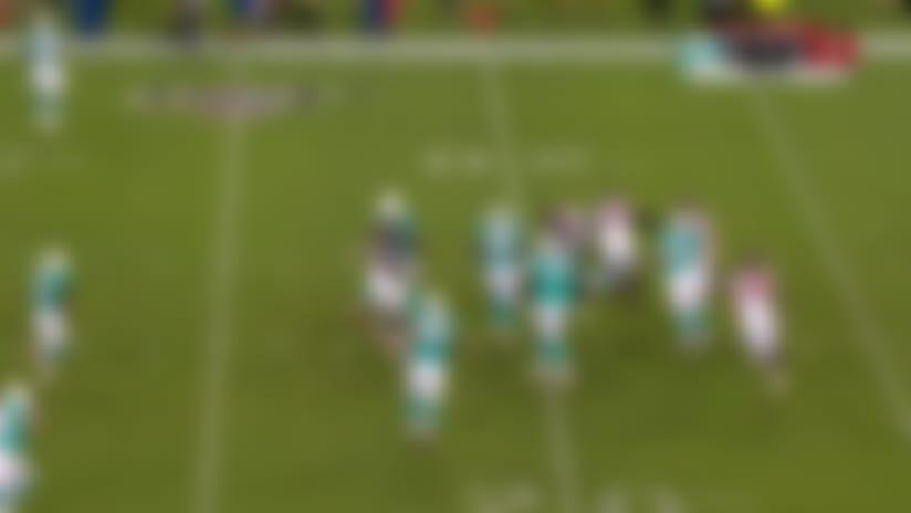 Bucs take down Rosen on back-to-back sacks