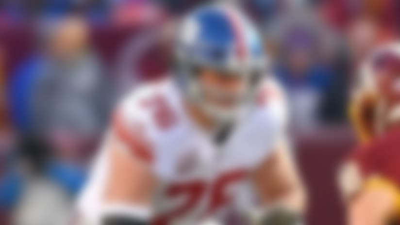 Giants OT Nate Solder announces he will opt out of 2020 season