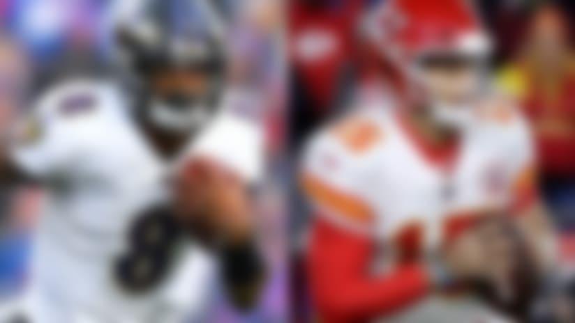 Ravens' weak spot, Chiefs' balance among Week 14 revelations