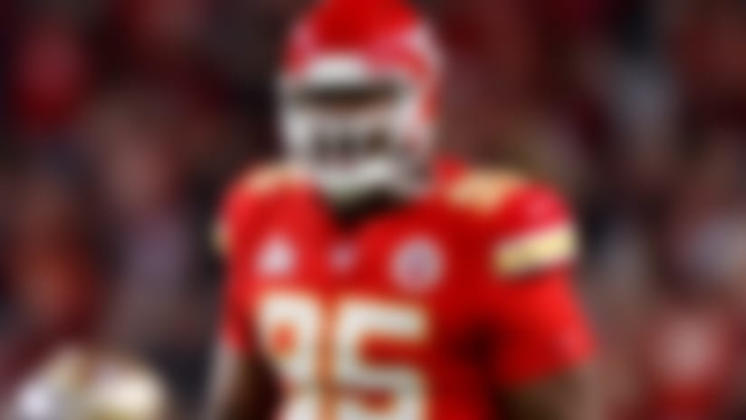 Chris Jones, Chiefs agree on four-year, $85 million contract