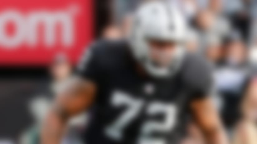 Raiders' Donald Penn ends holdout, returns to practice