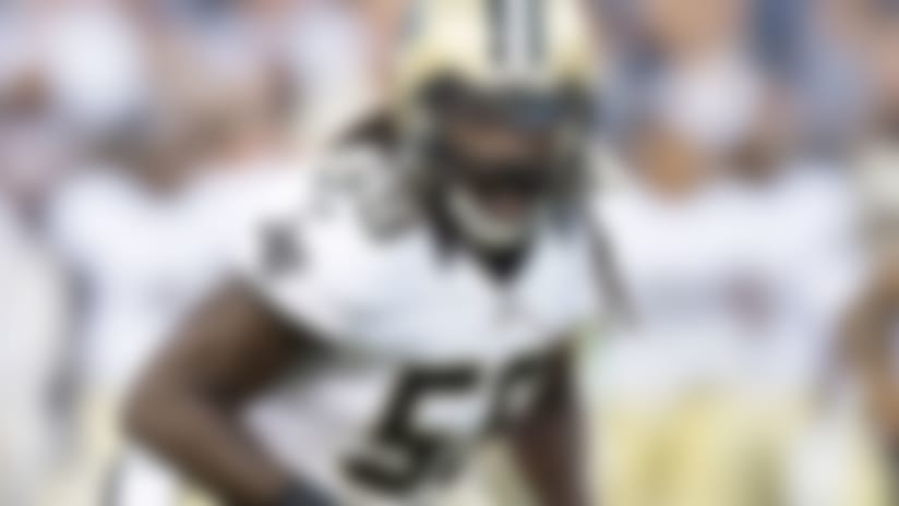 Saints place LB Dannell Ellerbe on injured reserve