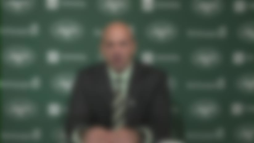 New York Jets introduce Robert Saleh as new head coach
