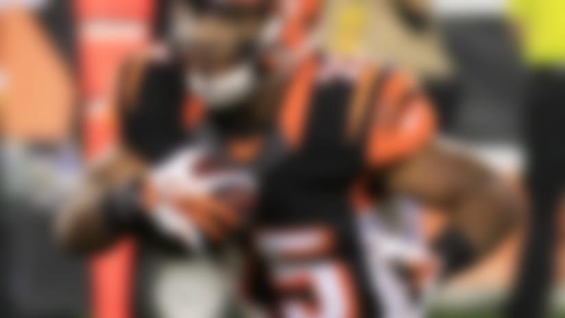 Projected 2014 starters: Cincinnati Bengals