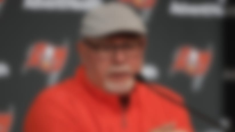 Bruce Arians, 67, plans to be 'real careful' coaching amid pandemic