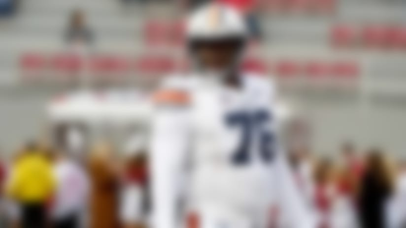 Eagles select OT Prince Tega Wanogho with No. 210 pick in 2020 draft
