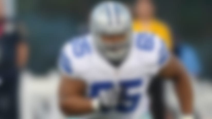 Dallas Cowboys' Ronald Leary to undergo knee scope