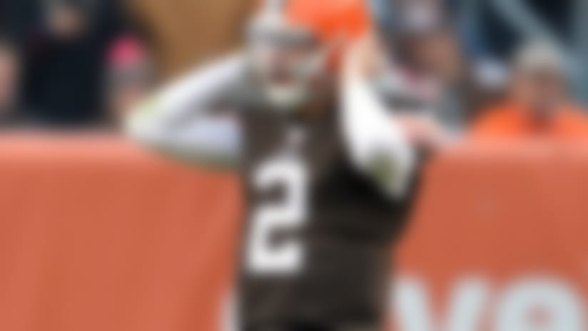 Johnny Manziel must show Browns potential for development
