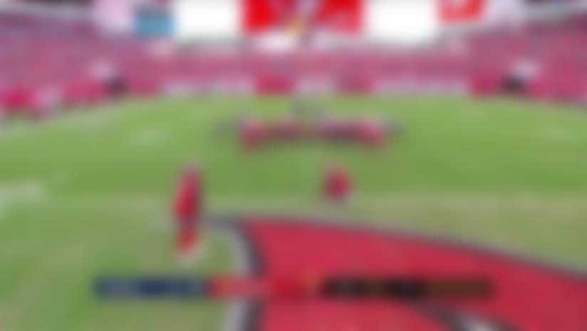 Matt Gay nails 50-yard FG to put Bucs on board