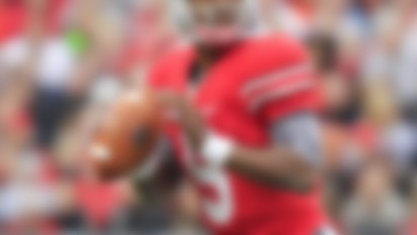 Brooks: Braxton Miller could benefit from position change in '15